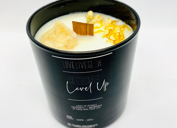 Level Up Intention Candle
