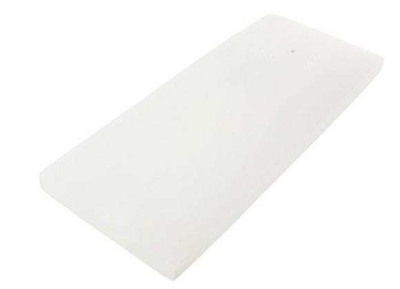 Selenite Rectangle Charging Plate