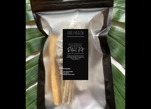 Smudge Ritual Kit