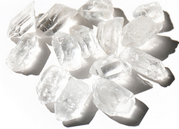 Clear Quartz Natural Points