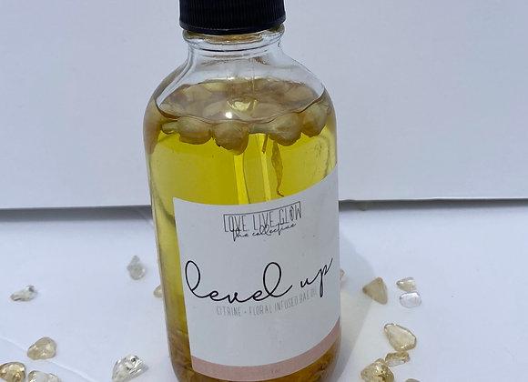 Level Up Citrine Bae Oil