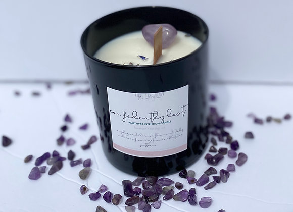 Confidently Lost Intention Candle