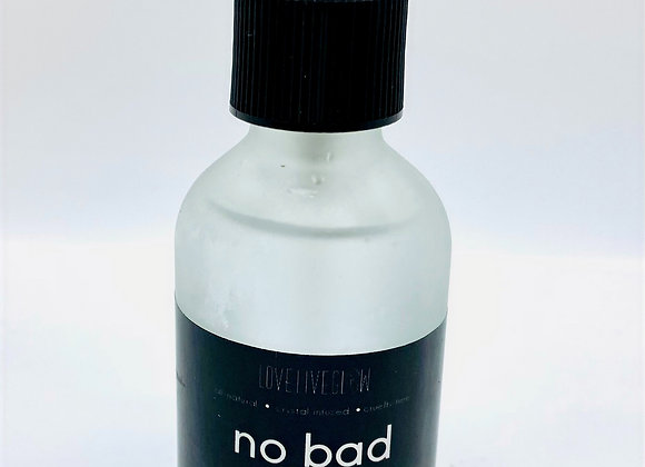 No Bad Vibes Smudge Spray
