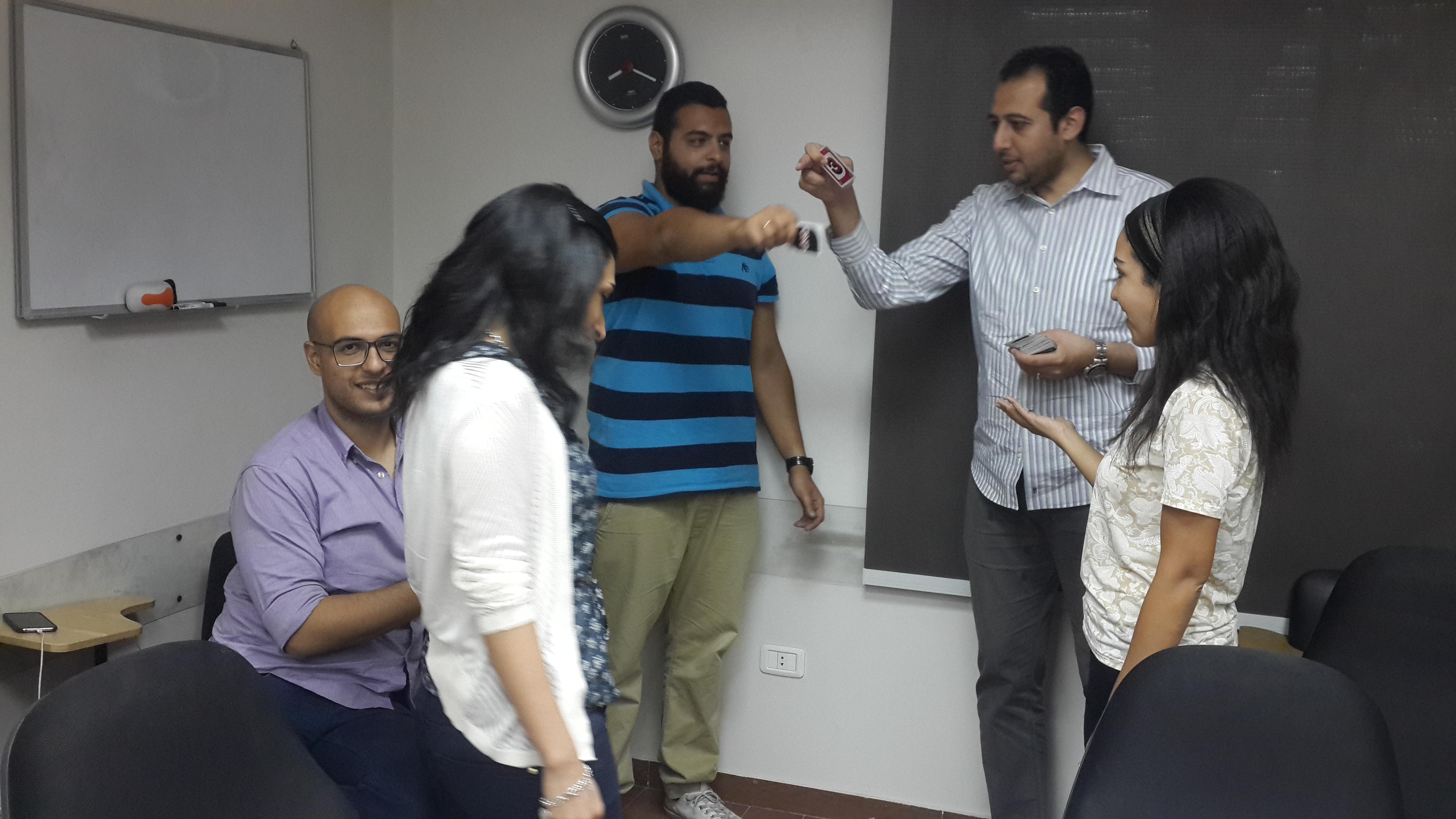 Excellence Center in Egypt 20160518-20160518_201520 Six Sigma Training.jpg