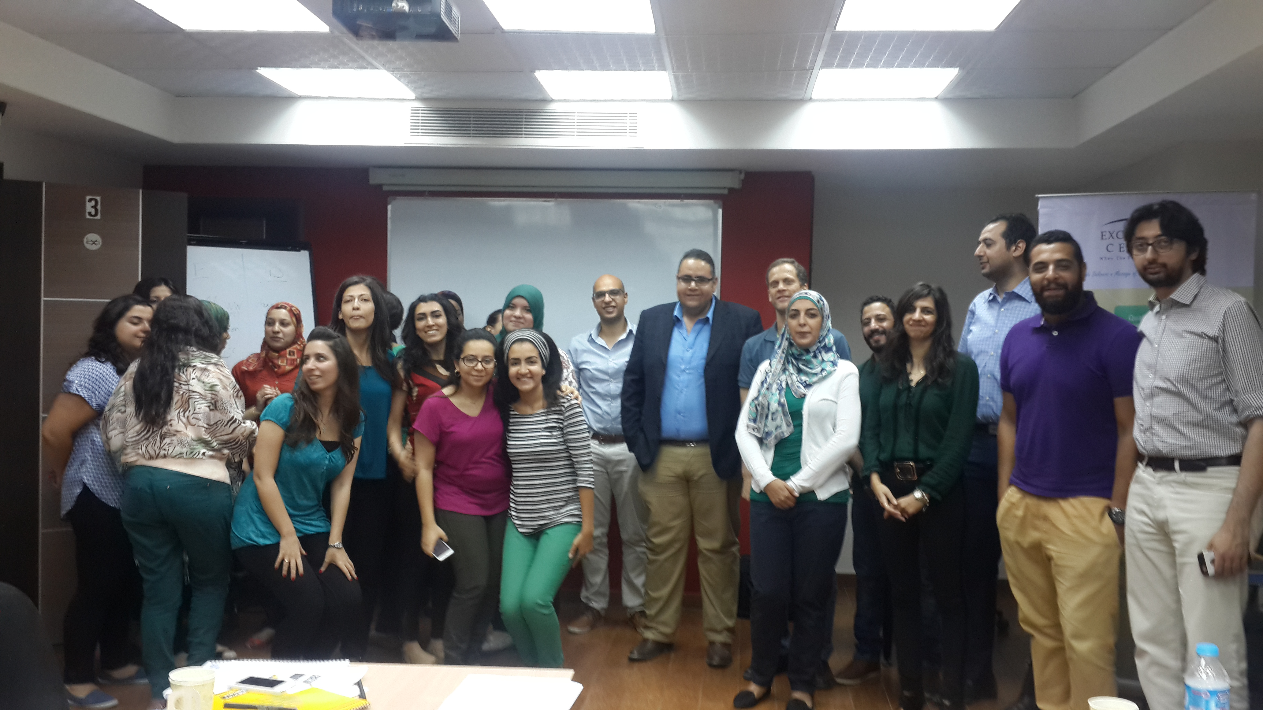 Excellence Center in Egypt 20160516-20160516_200807 Six Sigma Training.jpg