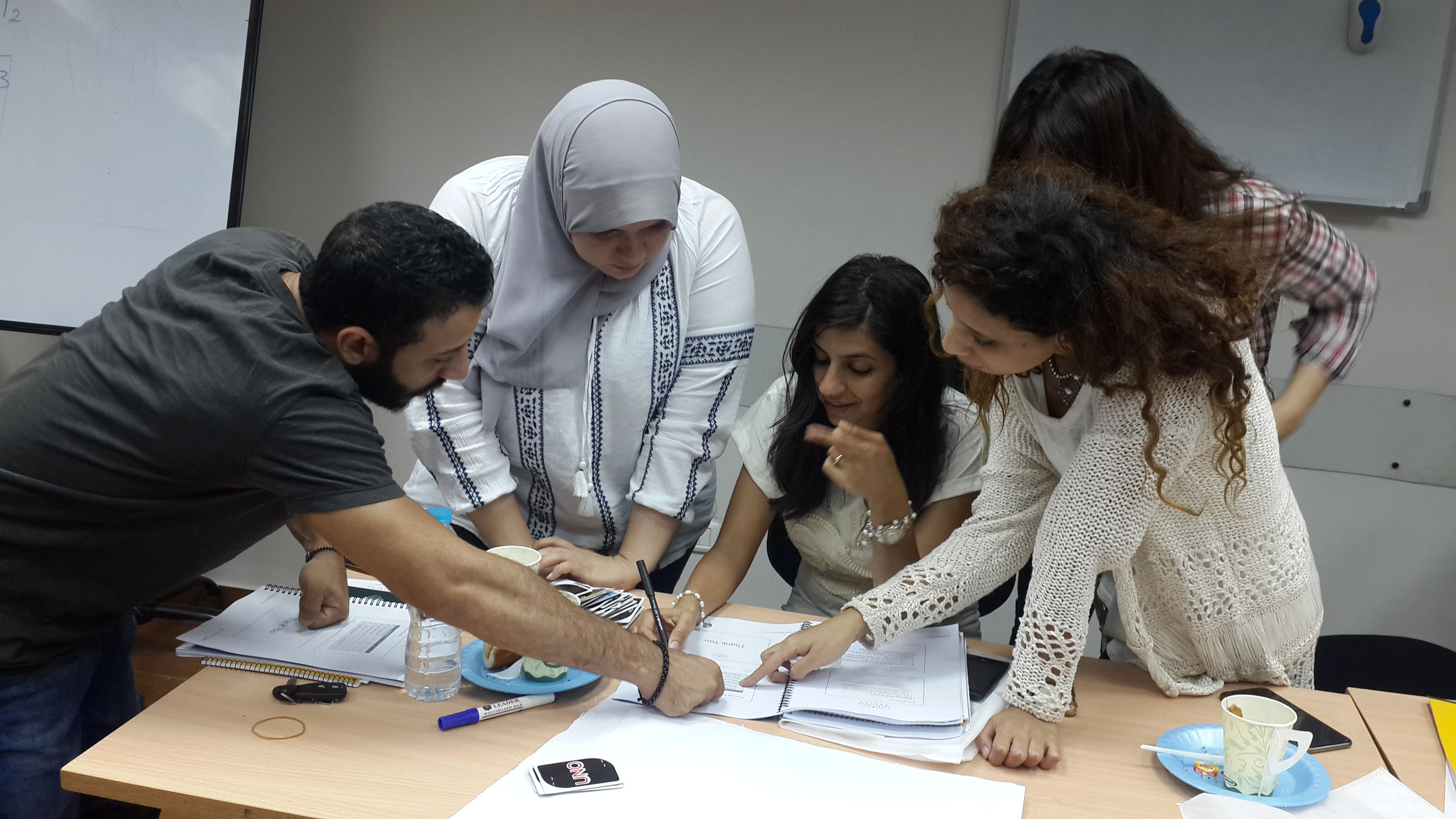 Excellence Center in Egypt 20160518-20160518_203007 Six Sigma Training.jpg