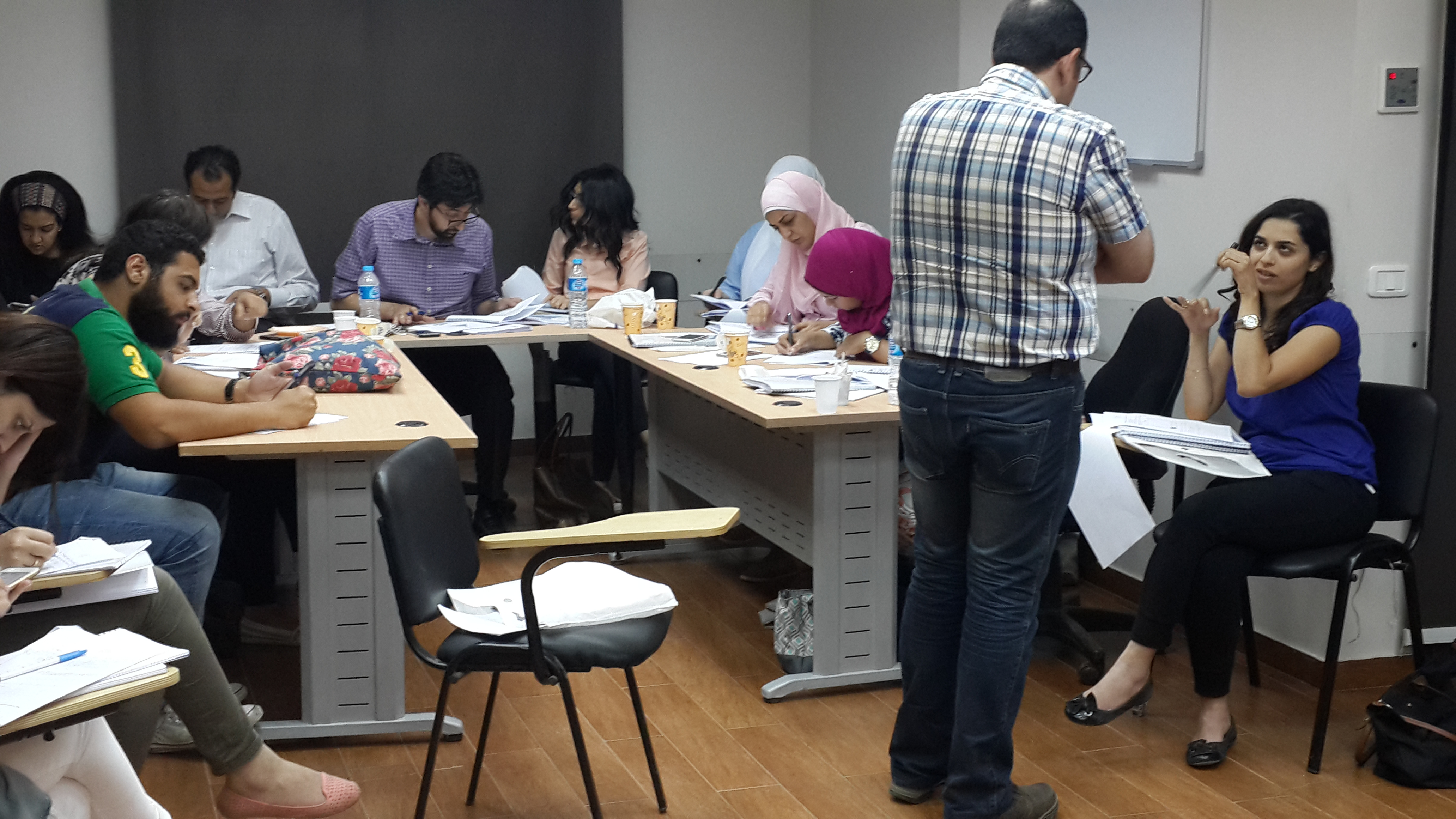 Excellence Center in Egypt 20160605-20160605_184901 Six Sigma Training.jpg