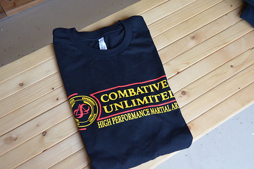Combatives Unlimited - School T-shirt (BLACK)
