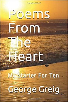 Poems From The Heart - My Starter For Ten