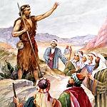 2019.12.08 John preaching repentance