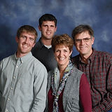 Bott_ Daryl, Annette, Clayton, & Jacob