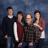 Bott_ Darren, Linda, Evan, & Hanna
