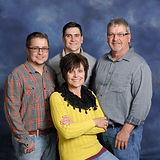 Voelker_ Joel, Tammy, Trey, & Zak