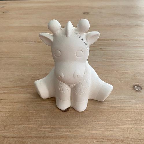 Tirelire Girafe