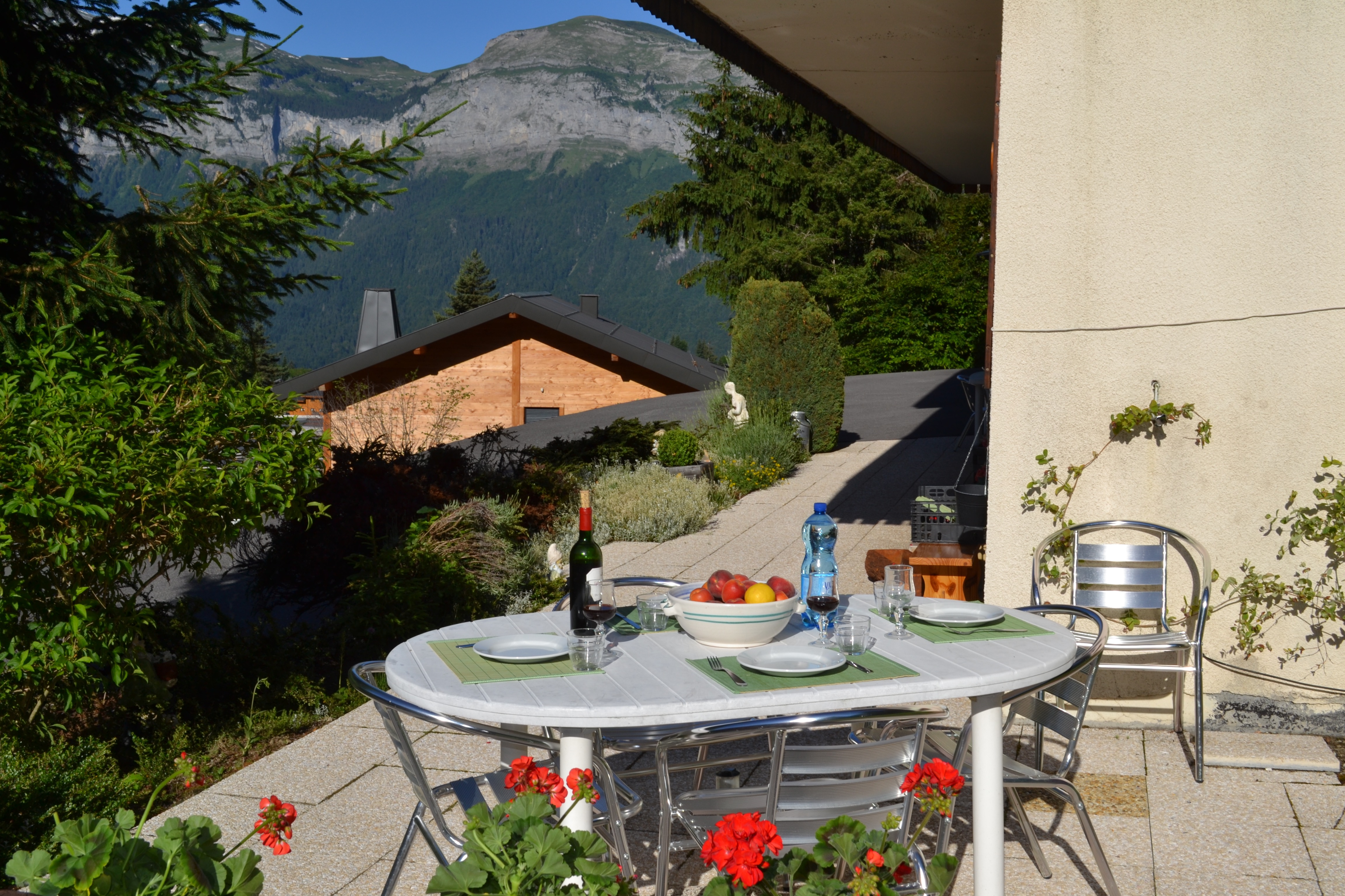 Carroz Chalet Appartement Locations