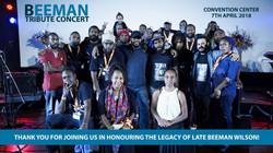 Beeman Tribute Concert