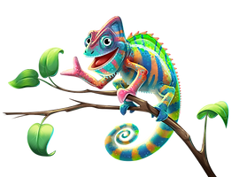 Animal Pal Camo the Chameleon.png