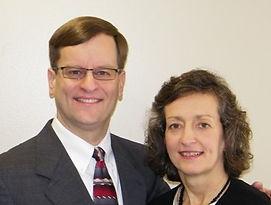 Pastor and Mrs. Schwanke