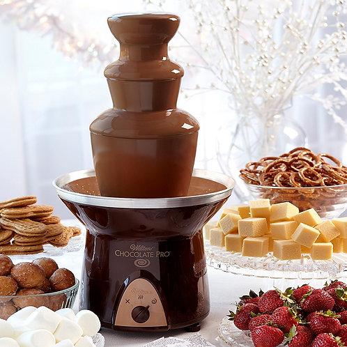 Chocolate Fondue Party