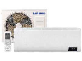 "Ar-condicionado Split Samsung Inverter 12.000 BTUs ""Quente e Frio"" Wind Free AR12TSHCBWKNAZ"