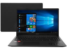 """Notebook Acer Aspire 3 A315-23G-R2SE AMD Ryzen 5 - 8GB 256GB SSD 15,6"""" Placa Vídeo 2GB Windows 10"""