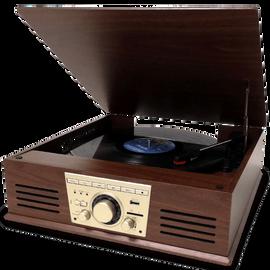 Vitrola Toca Discos de Vinil com conversor Bluetooth Sonance - Uitech