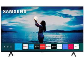 Samsung Smart TV 58''Crystal UHD 58TU7020 4K 2020, Wi-fi Borda Infinita Controle Remoto Único.
