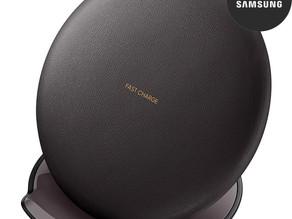 Carregador sem Fio Premium AFC 2 Posições Preto - Samsung