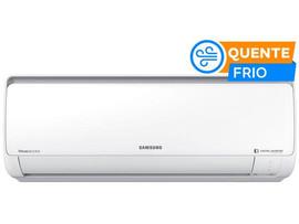 """Ar-condicionado Split Samsung Digital Inverter - 18.000 BTUs """"Quente/Frio"""" AR18MSSPBGM/AZ"""