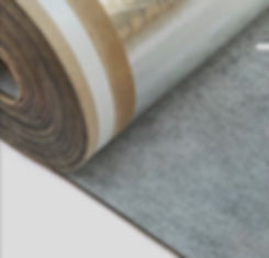 Naturgummi gulvunderlag