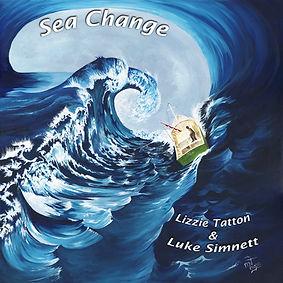 Sea Change Album Cover