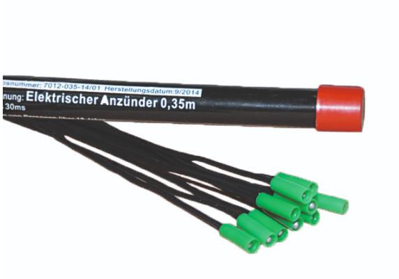 Elektrische Anzünder 0,35m, 10er
