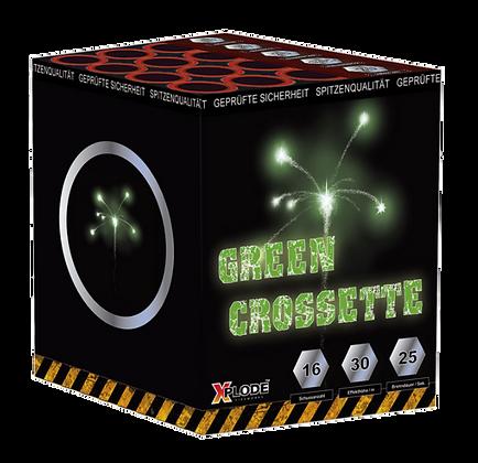 Green Crosette
