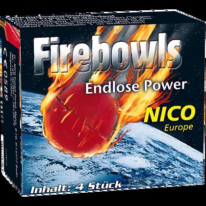 Firebowls, 4er