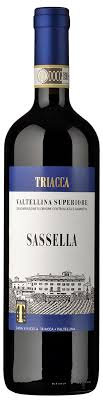 Triacca Sassella Valtellina Doc 2016