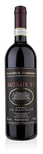"""Le Ragnaie Brunello di Montalcino Cru """"Vigna Vecchia"""" 2013"""