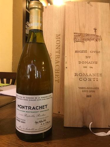 Domaine de la Romanée-Conti Montrachet 2001 OWC
