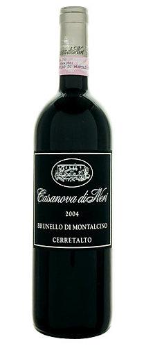 Casanova di Neri Brunello Cerretalto  2004