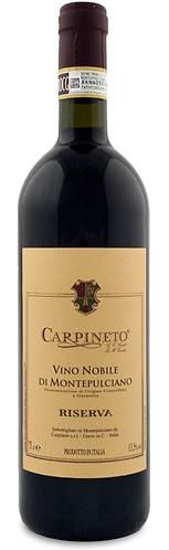 Carpineto Vino Nobile di Montepulciano Riserva 1995 in OWC