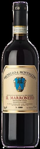 Il Marroneto Brunello di Montalcino Docg 2014