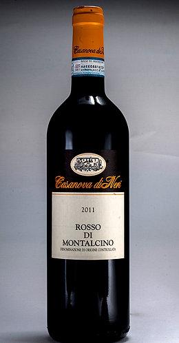 Casanova di Neri Rosso di Montalcino Doc 2014