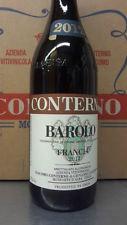 Giacomo Conterno Barolo Docg Francia 2012