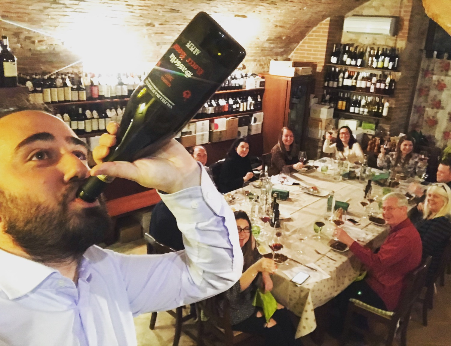 Francesco the crazy Somm