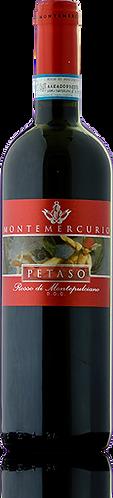 Montemercurio Rosso di Montepulciano Doc 'Petaso' 2017