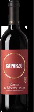 Caparzo Rosso di Montalcino 2017 Doc