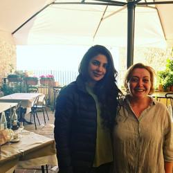 Nadia & Prianka Chopra