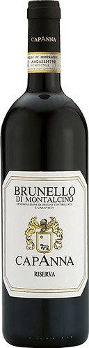 Brunello di Montalcino Riserva 2012 Capanna