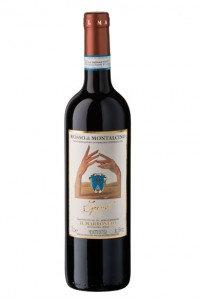 Il Marroneto Rosso di Montalcino 'Ignaccio' Doc 2015