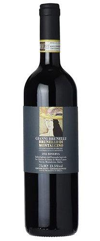 Gianni Brunelli Brunello di Montalcino Riserva 2015, Magnum 1,5LT