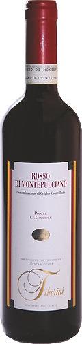 Tiberini Rosso di Montepulciano Doc 2017